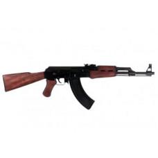 Макет АК-47 автомат Калашникова штурмовой