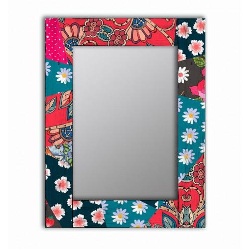 Настенное зеркало Июль