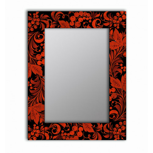Настенное зеркало Калина