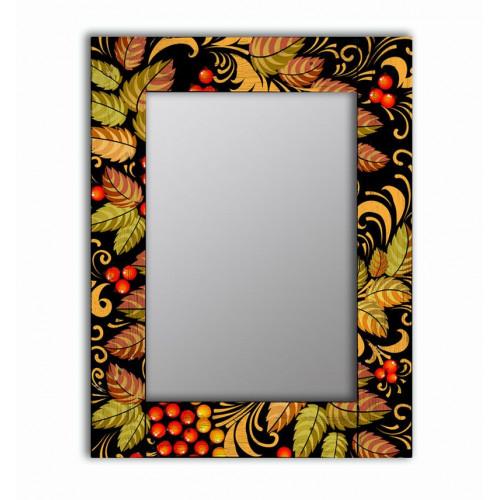 Настольное зеркало Рябиновый куст
