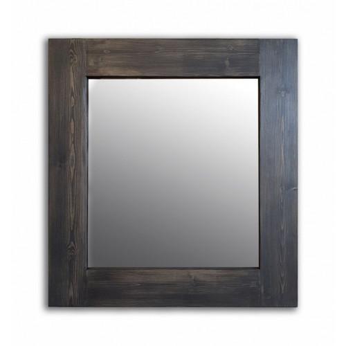 Настенное зеркало в раме Венге