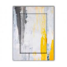 Желтый, серый и белый