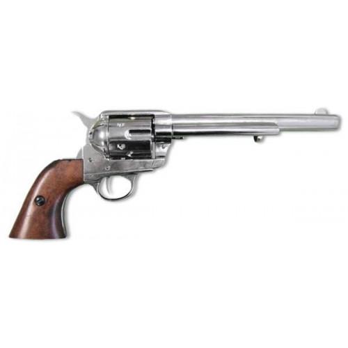 Револьвер, США, 1873 г., хром