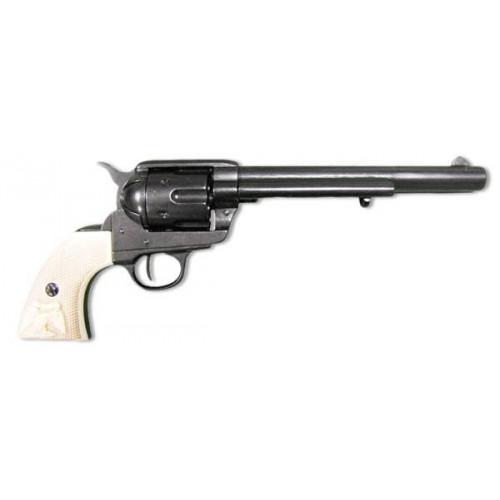 Револьвер, 1873 г., США, хром