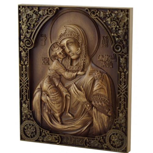 Икона Божией Матери Феодоровская, малая