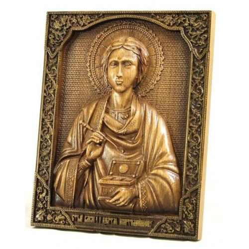 Икона Пантелеимон