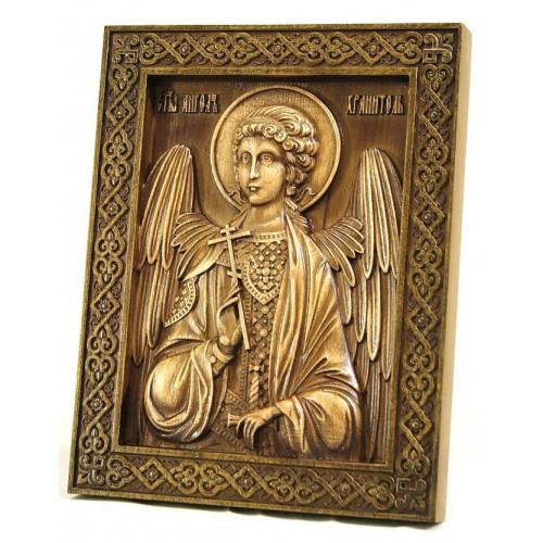 Икона Ангел Хранитель, малая