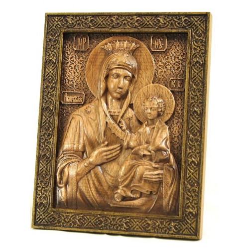 Икона Божией Матери Иверская, малая