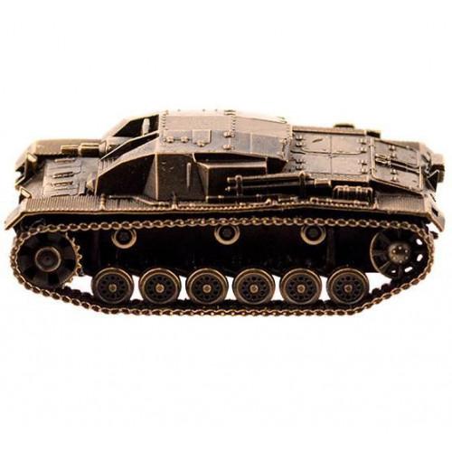 Немецкое штурмовое орудие Stug.III Ausf.B (1:100)