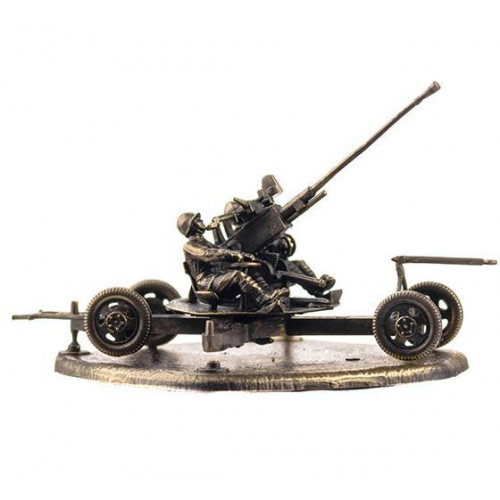 Советское 37-мм зенитное орудие 61-К (1:72)