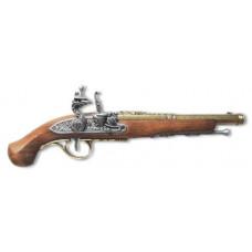 Пистоль системы флинтлок