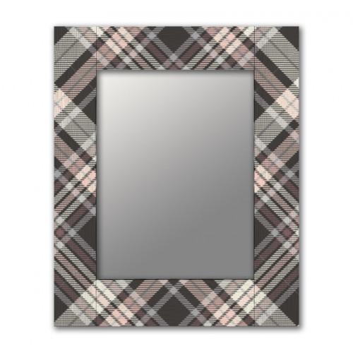 """Настенное зеркало в деревянной раме """"Шотландия 4"""""""