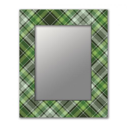 """Настенное зеркало в деревянной раме """"Шотландия 3"""""""