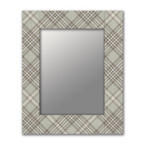 """Настенное зеркало в деревянной раме """"Шотландия 2"""""""