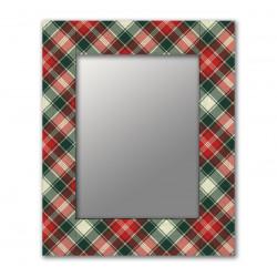 """Настенное зеркало в деревянной раме """"Шотландия 1"""""""