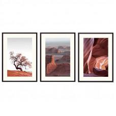 Коллаж Природа №170 (ВЫБОР РАЗМЕРА-30х40 см - 3 шт.)