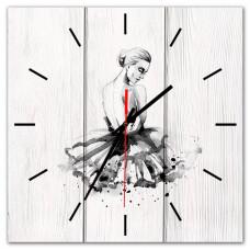 Балерина (ВЫБОР РАЗМЕРА-30 х 30 см)