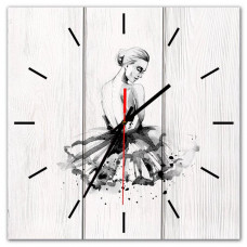 Балерина (ВЫБОР РАЗМЕРА-60 х 60 см)