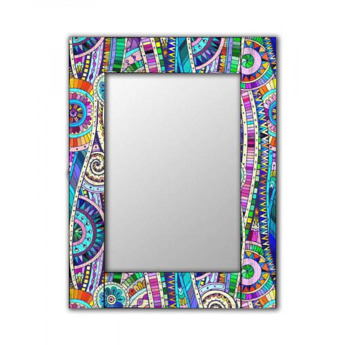 Зеркало на стену в раме Бельгард