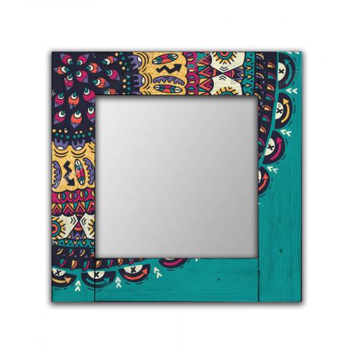 Зеркало в деревянной раме Берне