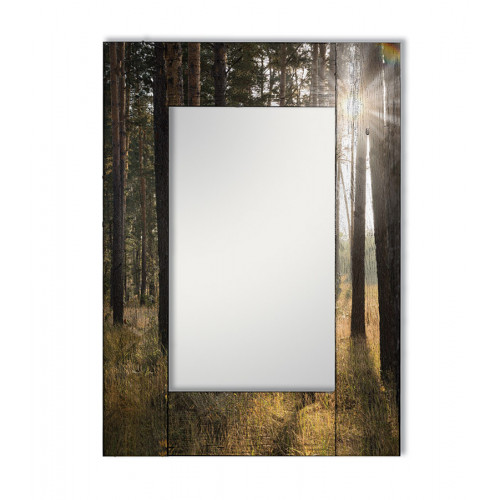 Настенное зеркало Солнечный луч
