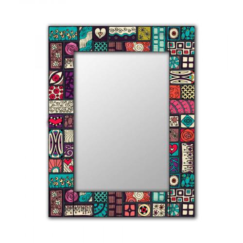 Настенное зеркало Остин
