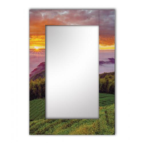 Зеркало в раме Виноградные просторы
