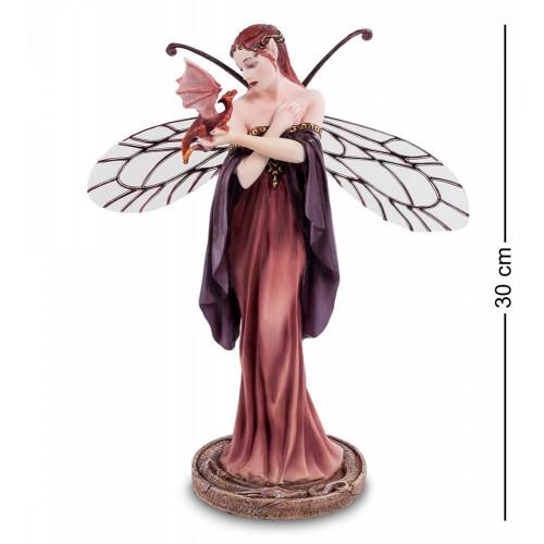 "WS-300 Статуэтка ""Девушка и дракон"" (Winged things. Selina Fenech)"