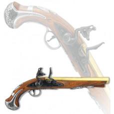 Пистоль англ. ген. Вашингтона, XVIII век